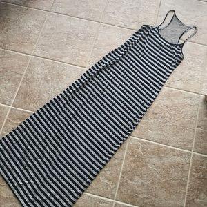 Rewind Maxi Tank Dress w Lace Back- Worn Once!❤️🌸